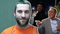 Dustin Diamond -- After Screech's Knife Arrest ... 90s TV Nerds Be Trippin'!