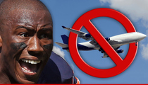 NFL's Brandon Marshall -- I'VE BEEN GROUNDED ... Over Collapsed Lung