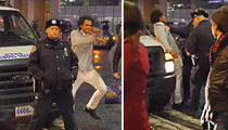 'Ellen Dance Dare' -- Contestant SHOVED by Cop ... NYPD Investigates (VIDEO)