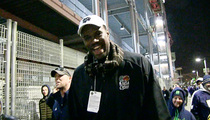 David Robinson -- FIRED UP ... After Son's ND Team Beats LSU