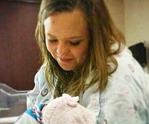 """Teen Mom"" Stars Catelynn Lowell & Tyler Baltierra Welcome Baby Girl"
