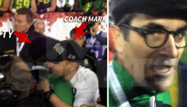 'Modern Family' Star -- Celebrated With Oregon Coach ... After Rose Bowl Win