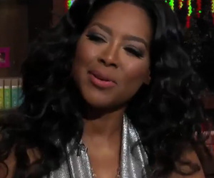 """Kenya Moore Says Brandi Was """"Drunk & High"""" When She Picked A Fight!"""