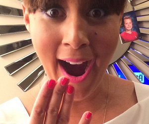 """Tamera Mowry-Housley Reveals She's Pregnant -- See Her """"The Real"""" Costars React!"""