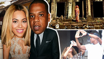 Jay Z & Beyonce -- Phuket ... We're on Vacation!