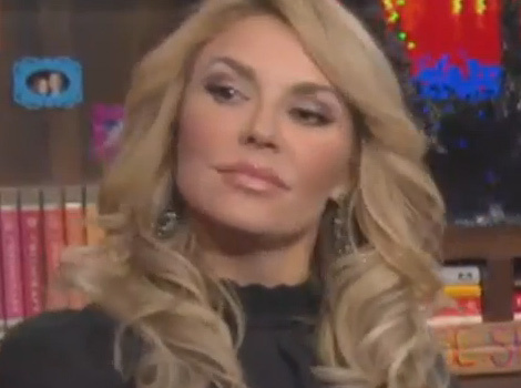 Brandi Glanville Tosses Wine At Jeff Lewis, Breaks Down Over STD Joke
