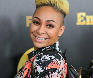 Raven-Symone Debuts Blonde Buzzed 'Do -- Like the Look?!