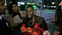 Kevin Hart -- Street Flowers are For Desperate Dudes Who Need a Hug