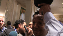 Pedro Martinez -- My Jheri Curl Was 'Amazing' ... Hope It's On My Hall-Of-Fame Plaque