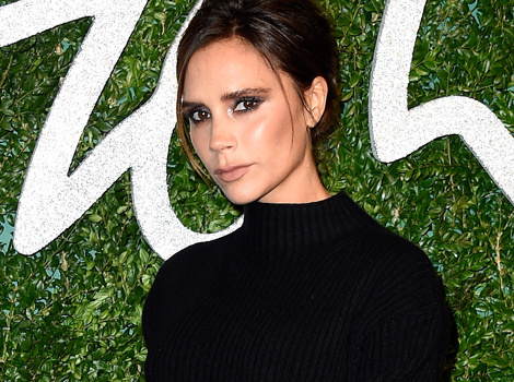 Ever Wonder Why Victoria Beckham Never Smiles?! Let Her Explain ...