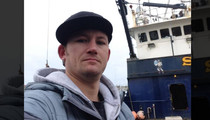 'Deadliest Catch' Star -- Busted for Bad Case of the Crabs