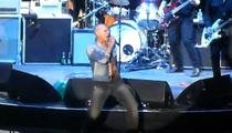 David Lee Roth -- Concert Scalper