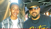 'Straight Outta Compton' Child Actor -- Makin' Bank Like an OG