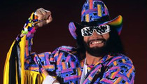 'Macho Man' Randy Savage -- Gaudy Used Outfit Hits Auction Block