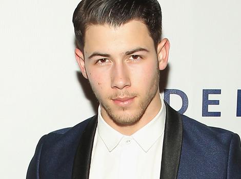"Nick Jonas Plays Awkward Game of ""Marry, F--k, Kill"" With Demi, Selena & Miley"