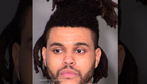 The Weeknd ARRESTED ... For Allegedly Punching a Cop