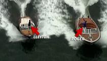 Roger Federer -- Sucks At Speed Boat Tennis