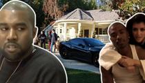 Ray J -- Block Partying With Kanye West and Kim Kardashian ... TMZ TV
