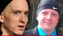 Eminem -- Terminally Ill Fan Dies One Day After Visit