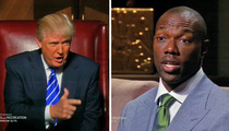 Terrell Owens -- Fired from 'Celeb Apprentice ... I Deserved It
