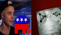 Justin Bieber -- Gay Republicans Hijacked My Favorite Joint