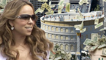 Mariah Carey -- Hail Caesar! Diva Signs On For Huge Vegas Payday