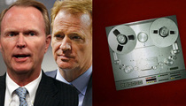 NY Giants Co-Owner John Mara -- Roger Goodell Has an Image Problem ... But He Can Fix It