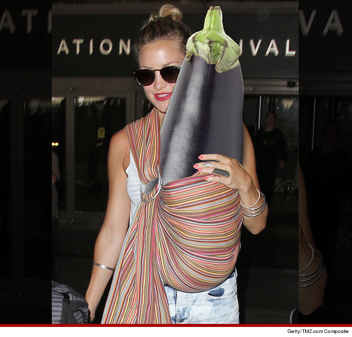 #Eggplant Friday -- Instagram Pulls Black Junk ... TMZ TV ...