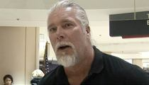 Kevin Nash -- Charges Dropped ... In Bloody Fight w/ Son