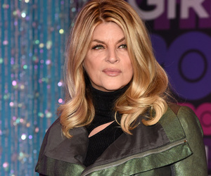"""Cougar Alert! Kirstie Alley Says She Wants To """"Make Out With Justin Bieber"""""""