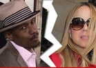 Nick Cannon -- Files for Divorce from Mariah