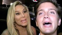 'Real Housewives of Beverly Hills' Star Adrienne Maloof -- No More Bud ... She's Drinking Alone