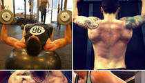Instagram's Man-Muscles -- Guess Who!