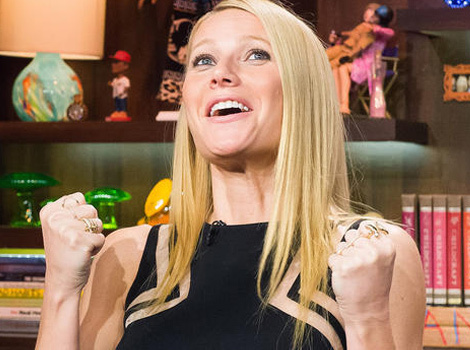 "Gwyneth Paltrow Reveals Hardest Drug She's Taken, Plays Hilarious Game of ""I'm So Goopy"""