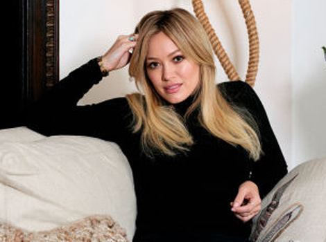 """Hilary Duff on Weight: """"I'm Just Not Concerned With Being The Skinniest Person"""""""