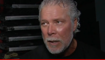 Kevin Nash -- WWE LIFTS SUSPENSION ... After Criminal Charges Dropped