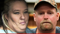 Mama June -- Kicks Sugar Bear Out ... Claims He's a No Good Cheater