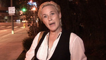 Patricia Arquette --  'Boyhood' Plays Out In Ex's Bitter Divorce