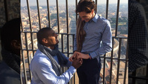 Michael Sam -- I Proposed ... At The Vatican!