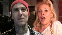 Travis Barker, Shanna Moakler -- Arrested Over Death Threat