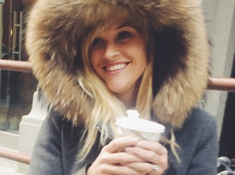 Reese, Selena & More -- See This Week's Best Celebrity TwitPics!