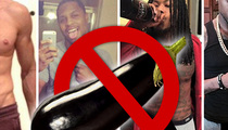 #Eggplant Friday -- Instagram Pulls Black Junk ... TMZ TV