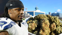 Marshawn Lynch -- RB Honored With NEW Weed Strain ... Beastmode 2.0