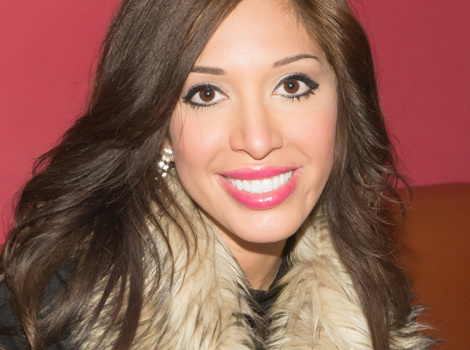 Farrah Abraham's Huge Swollen Lip Is Back To Normal -- See The Pic!