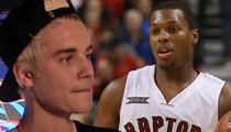Justin Bieber -- Campaigning for NBA Player to Make All-Star Team