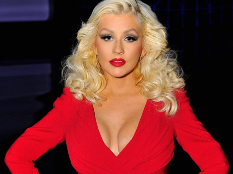 "Christina Aguilera Shares First Photo of Baby Summer Rain -- And She's a ""Lil Diva""…"