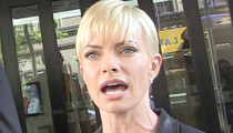 Jaime Pressly -- My Accountant Screwed Me in My Garden
