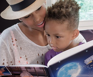 See Alicia Keys and Swizz Beatz's 4-Year-Old Son Play the Piano