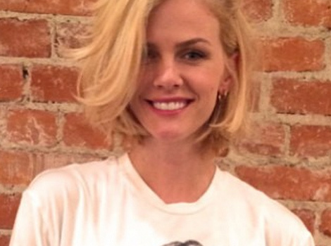 Brooklyn Decker Chops Off Her Hair -- See Her New Look!