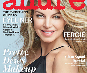 Fergie Stuns On The Cover Of Allure -- Talks Motherhood And Making Her Marriage…